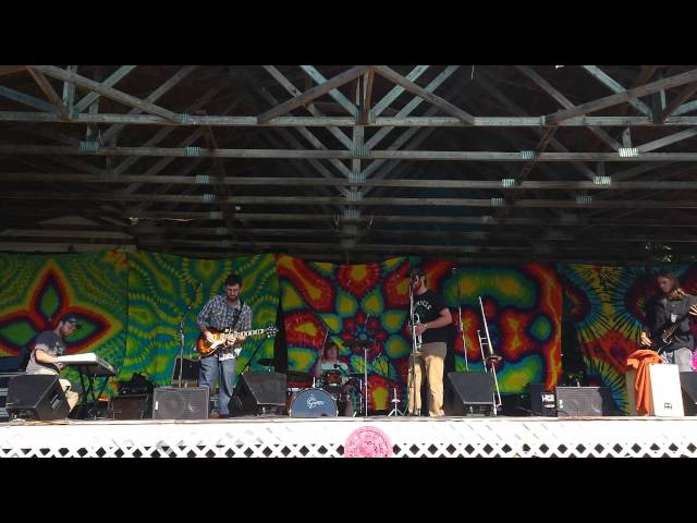 Our Friend's Band @ Sterling Stage 9-21-14