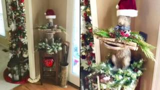 Christmas 2016 Home Decor