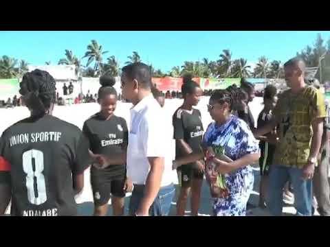 RUGBY MORONDAVA MADAGASCAR  ((Grand final TOURNOI GOUVERNEUR DE LA RÉGION MENABE 2019))