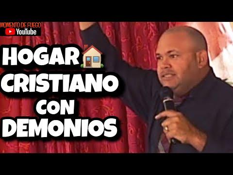 ESTO ESCONDEN LOS DEMONIOS EN TU CASA Pastor Gabito Rodriguez