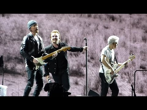 U2 - I Still Haven't Found What I'm Looking For - 10/22/2017 - Live In Sao Paulo, Brazil