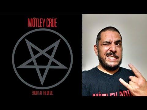 MÖTLEY CRÜE - Shout At The Devil CLÁSICO comentario reseña