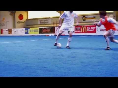 Eden Hazard Soccer Trick Tutorial