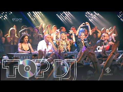 Top Dj - Redoxx fa ballare tutto lo studio - Quarta Puntata