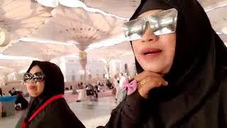 Tour Masjid Nabawi Sore Hari Februari 2020 Kirana TOUR Travel Palembang Fandiego
