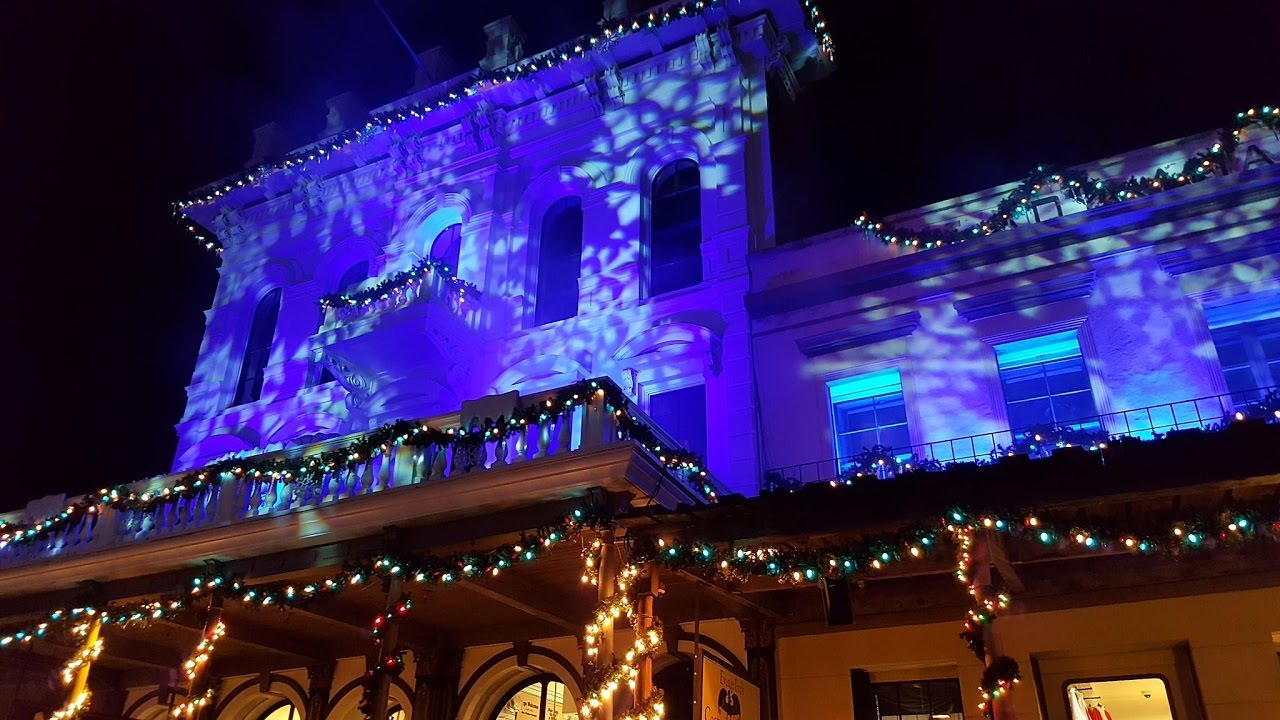 8th Annual Macy\'s Theatre Lighting in Old Town Sacramento Dec 3 ...