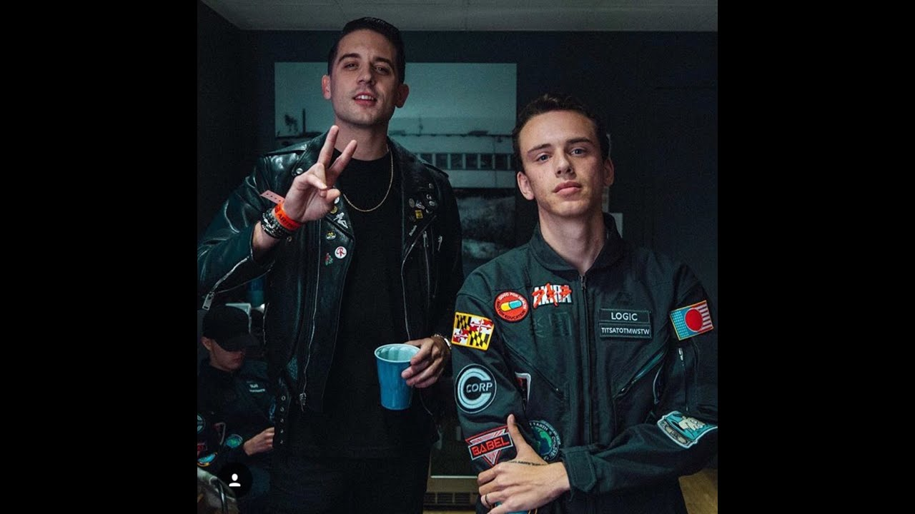 Meeting G Eazy And Logic My Experience Youtube