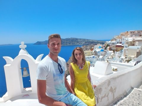 Greece - Santorini Crete 2016 GoPro 4