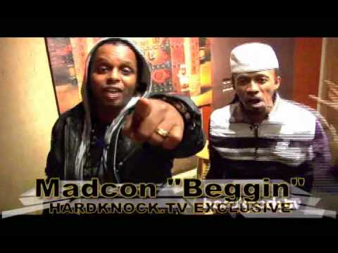 "Madcon ""Beggin"" in studio performance (this is hilarious!!)"