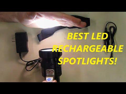 review-2,800-lumen-cree-xm-l2-t6-led-rechargeable-spotlight,-6.5-inch