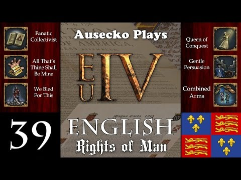 EUIV Rights of England 39 [Master of Global Trade]
