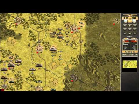Let's Play Panzer Corps Part 6A [Barbarossa]