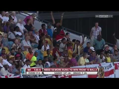 Darren Sammy 30 off 9 Balls