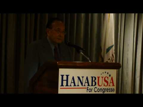Senator Dan Inouye Endorses Colleen Hanabusa for Congress