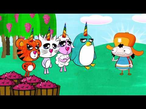 Dooble: Cutesycorns   Two More Eggs   Disney XD