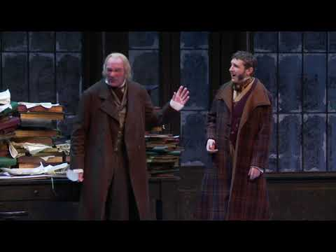A Scene From A Christmas Carol (2018) At Theatre Calgary