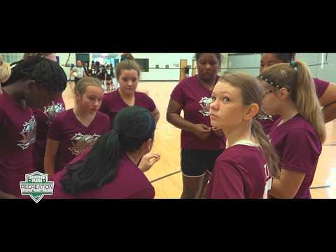 Terrebonne Parish Recreation's Volleyball