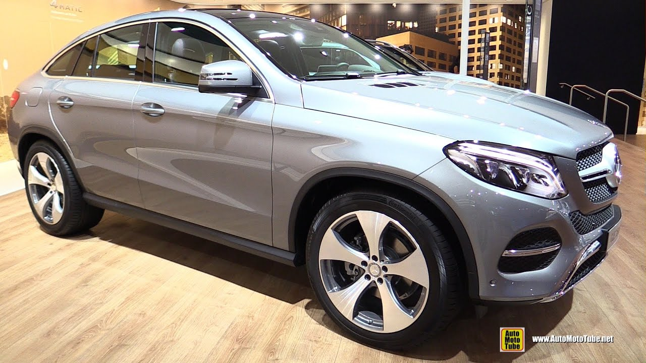 2016 mercedes gle 350d 4matic coupe exterior interior walkaround 2015 frankfurt motor show. Black Bedroom Furniture Sets. Home Design Ideas