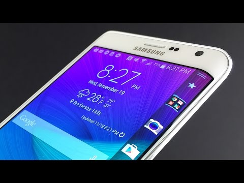 Samsung Galaxy Note Edge vs Note 4: Unboxing & Review