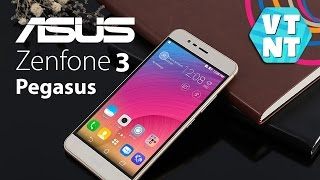 aSUS Zenfone Pegasus 3 ОБЗОР
