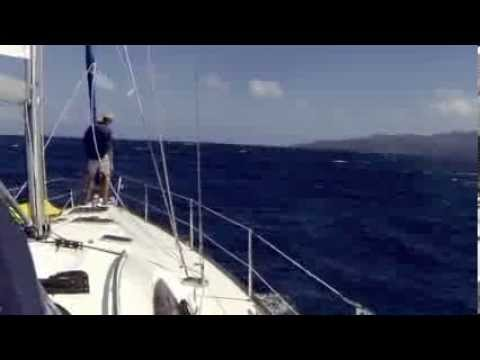 Sailing the Caribbean - I Grenada to Carriacou
