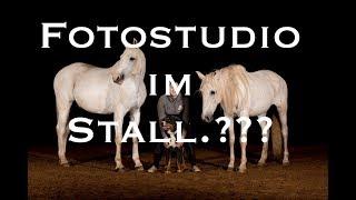 Fotostudio im Stall.?