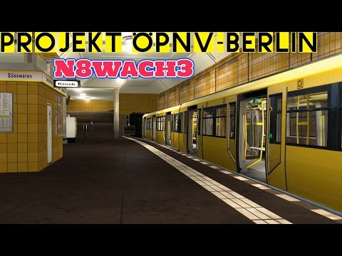 #05 Projekt ÖPNV-Berlin - Endstation, bitte alle aussteigen! | World of Subways 2