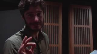 Making of: Backstage doppiaggio Lino Gunciale