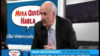 JUNIO 17 - Joselo García Belaunde: el futuro de la Alianza del Pacífico