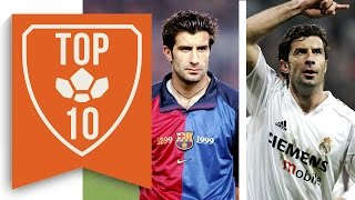 Top 10 Traitors in Football