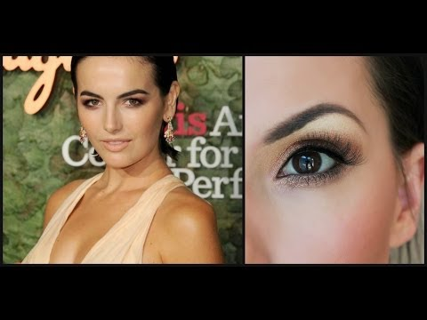 Camilla Belle Makeup Look | Summer Sand Bronzed Look EASY