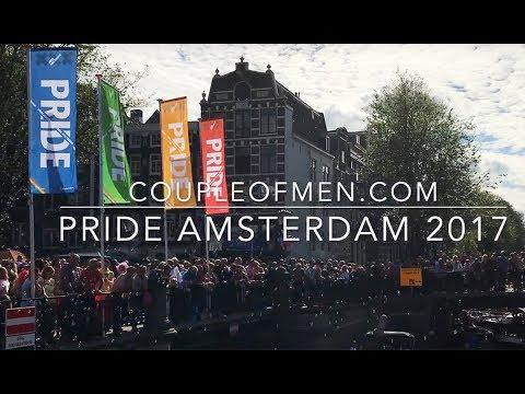 Best of (Gay) Pride Canal Parade Amsterdam 2017   Coupleofmen.com