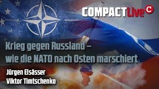 «Krieg gegen Russland – wie die NATO nach Osten marschiert» - COMPACT Spezial #4 - Heftvorstellung