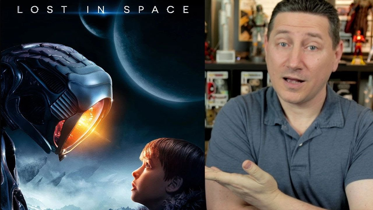 Lost In Space (2018 Netflix Series) Review image