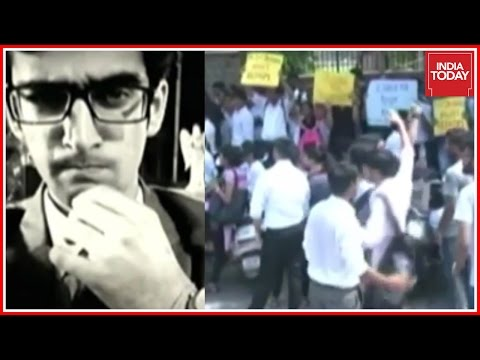 Unrest In Amity University Over The Suicide Of Law Student