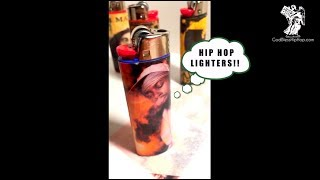 These lighters are driving old school hip hop heads wild!