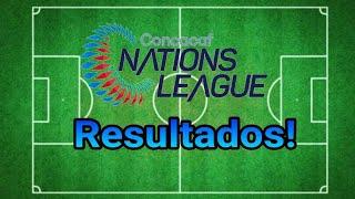 ¿Quienes irán a Liga A? Resultados Liga de naciones de la Concacaf