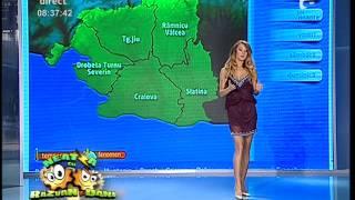 Vremea cu Flavia Mihăşan 29/01/2015