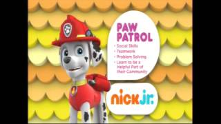 Nick Jr Curriculum Boards