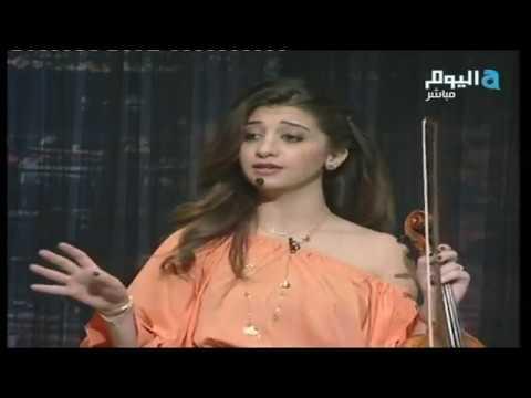 Live Interview from عيون بيروت on Orbit TV - 17/02/2017