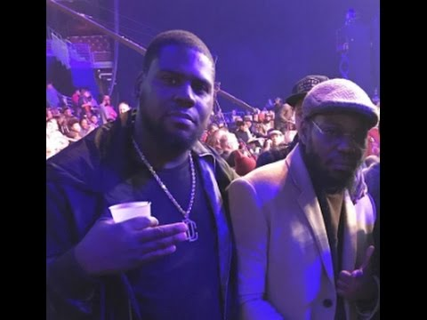 89d8b577596 Beanie Sigel Squashes Beef With Meek Mill Goon Teefy Bey (Dude Who Knocked  Him Out) - YouTube