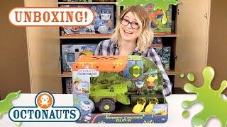 Terrible Crocodile flock appeared!! Go! Octonauts's all exploration vehicle!! - DuDuPopTOY