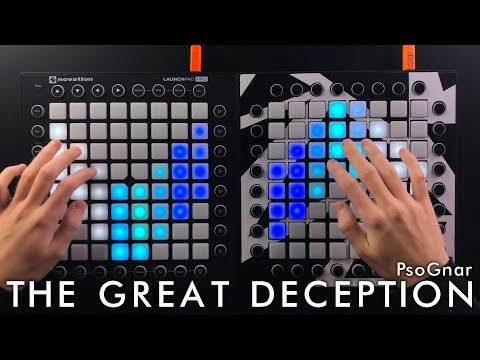 PsoGnar - The Great Deception | Dual Launchpad Cover