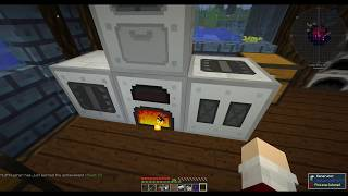 Age Of Engineering Ep 4: IC2, Electric Heater, Blast Furnace and batbox