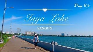 NgeMall Di Taunggyi, Inya Lake Yangon/ Kesan2 Selama Di Myanmar/ Balik Penang