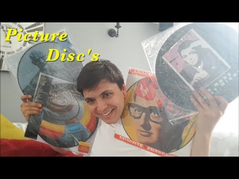 My Picture Disc Collection