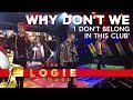 Why Don't We perform 'I Don't Belong in This Club' | TV Week Logie Awards 2019