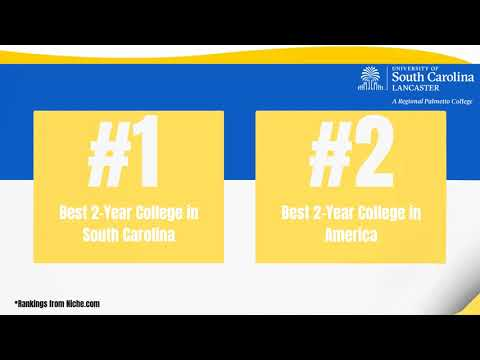 University of South Carolina Lancaster - Infinite Scholars