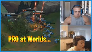 PRO Players at Worlds 2020...LoL Daily Moments Ep 1139