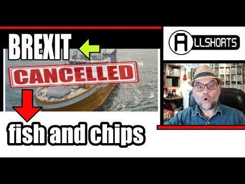 Norway WALKED away from a UK Post BREXIT deal over PELAGIC fish/ NO MORE British FISH & CHIPS